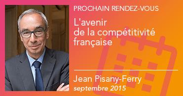 L'avenir de la compétitivité française