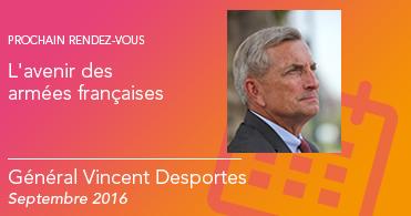 L'avenir des armées françaises