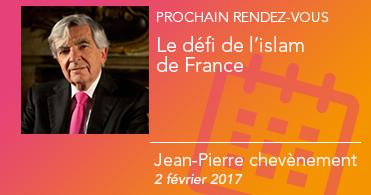 Le défi de l'islam de France