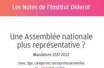 Une assemblée nationale plus représentative